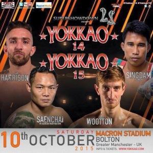 YOKKAO 14 & 15 Poster