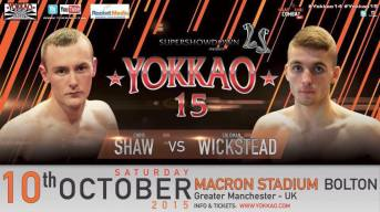 Chris Shaw vs Soloman Wickstead